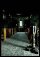 Kostel v Eoropaidh na severu ostrova Lewis