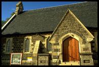 Kostel v Portree