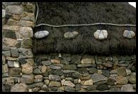 Croft house v Tobha Mor, Jizni Uist