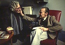 Ivan Blatný s Frances Meacham